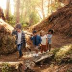 5 idees de gimcana per nens
