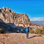 Ruta de senderisme a Montserrat